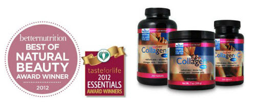 Neocell Collagen Best of 2012 Award